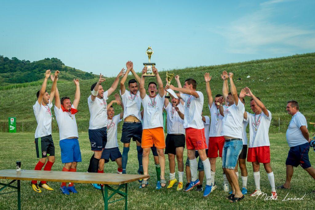Mezőveresegyháza lett a      18-ik MADISZ Focikupa nyertese