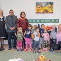 Játékokkal, tankönyvekkel és bútorzattal gazdagodott a magyarborzási óvoda