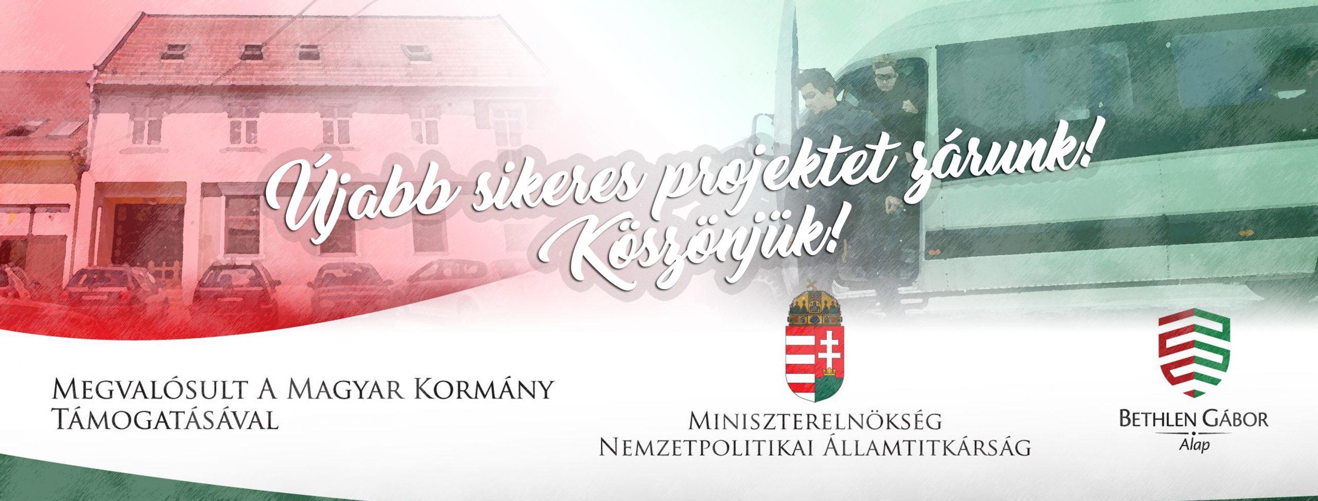 Újabb sikertörténet Beszterce-Naszód megyében
