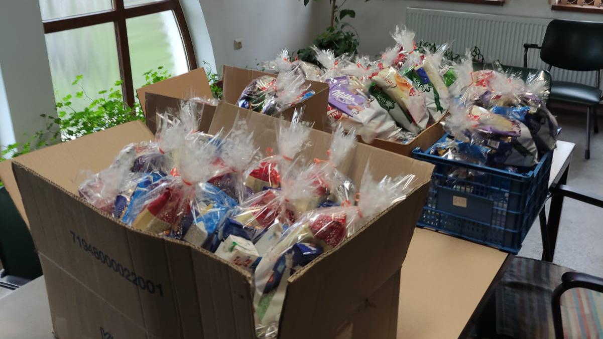 Több mint 1300 karácsonyi csomagot állítottak össze Beszterce-Naszód megyében